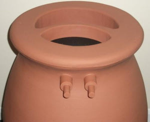 Agua 190 litre Rain Barrel with Planter - Freeflush Rainwater Harvesting Ltd.
