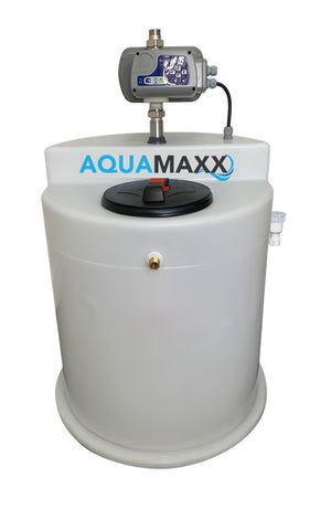 Aquamaxx Cold Water Booster Set with break tank 200L, 300L & 450L