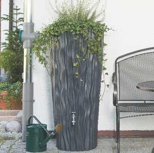 Alana water butt planter 160 litre - Freeflush Rainwater Harvesting Ltd.