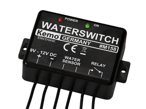 Water Sensor Relay Switch Module, 9-12V DC - Freeflush Rainwater Harvesting Ltd.