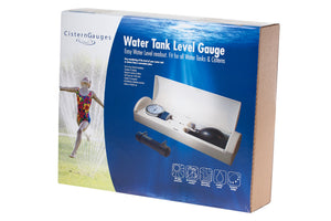 Passive water tank level meter Cistern Gauge - Freeflush Rainwater Harvesting Ltd.