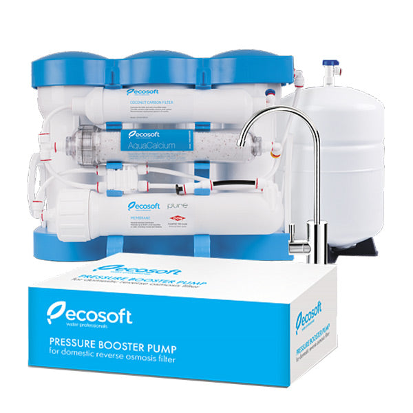 Pure Reverse Osmosis Water Filter with Aqua Calcium