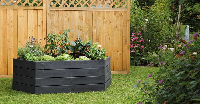 Raised Bed Planters extension kit