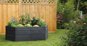 Raised Bed Planters extension kit - Freeflush Rainwater Harvesting Ltd.