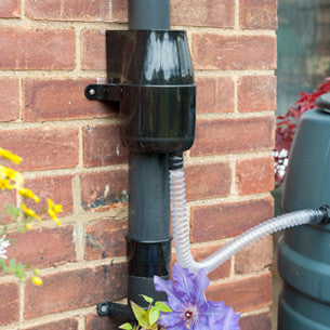 Downpipe Leaf Filters Rainwater Diverters And Waterbutt