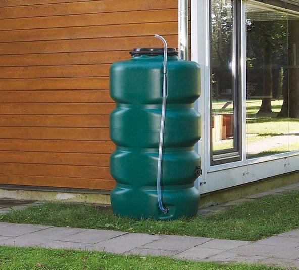 Colossus Garden tank with tap - 500, 750 and 1000 litre capacity - Freeflush Rainwater Harvesting Ltd.