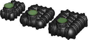 Below Ground SuDS Rainwater Attenuation Tank - Freeflush Rainwater Harvesting Ltd.