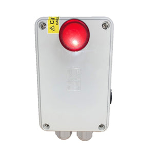Tank Level Warning Alarm Kit with Battery Back up