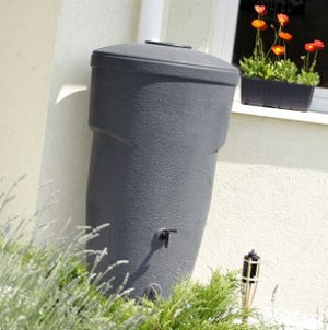 HandyCan water butt 270 litre - Freeflush Rainwater Harvesting Ltd.