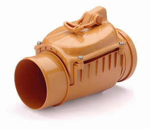 Back Flow Prevention Non Return Valve 110mm, 160mm, 200mm - Freeflush Rainwater Harvesting Ltd.