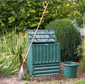 Eco-King Composter, 400l, 600l - Freeflush Rainwater Harvesting Ltd.