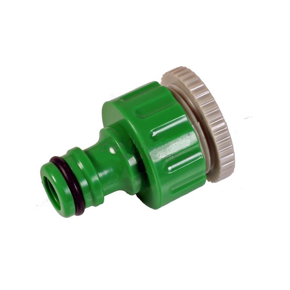 Hose snap lock tap connector 1/2