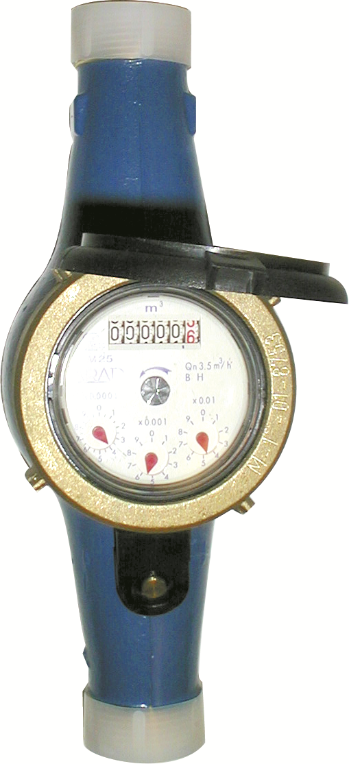 Multi-jet Magnetic Water Meter