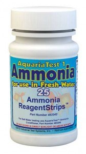 AquariaTest 1 – Ammonia (25 tests)
