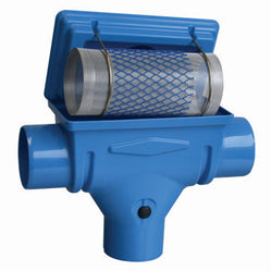 Commercial Rainwater Harvesting Filter - 1 stage - 110mm CF -150m2 - Freeflush Rainwater Harvesting Ltd.