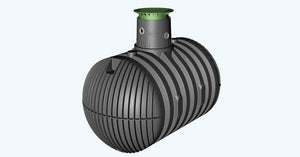 Carat XL SuDS rainwater attenuation underground tank - Freeflush Rainwater Harvesting Ltd.