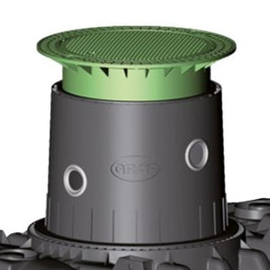 Graf One2Clean 400mm Riser Section - Freeflush Rainwater Harvesting Ltd.