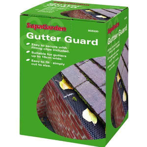 Gutter Guard - Freeflush Rainwater Harvesting Ltd.