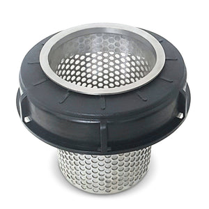IBC fine mesh inlet lid filter - Freeflush Rainwater Harvesting Ltd.