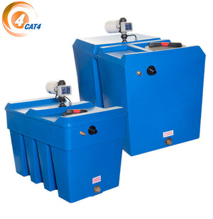 Powertank Rectangular 300L & 500L