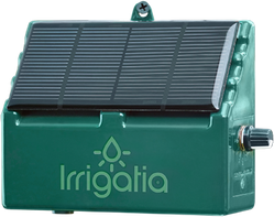 Irrigatia -Solar Automatic Watering System C12 - Freeflush Rainwater Harvesting Ltd.
