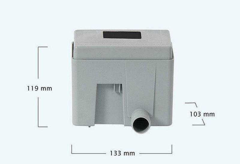 300l slim wall water butt stone or wood effect - free tap!