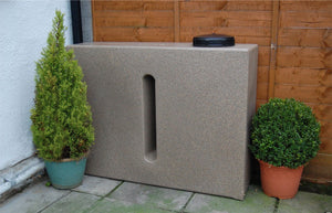 280 Litre Slim Water Butt Rain Harvesting Tank - Freeflush Rainwater Harvesting Ltd.