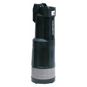 Divertron Rainwater Harvesting Pump 1000 and 1200-X - Freeflush Rainwater Harvesting Ltd.