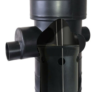 Silt Sentinel 300 Series Silt Trap for 110mm Pipework with Filter Bucket and Access Cover