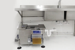 GRU AUTO® Grease Recovery Unit Automatic Grease Trap - Freeflush Rainwater Harvesting Ltd.