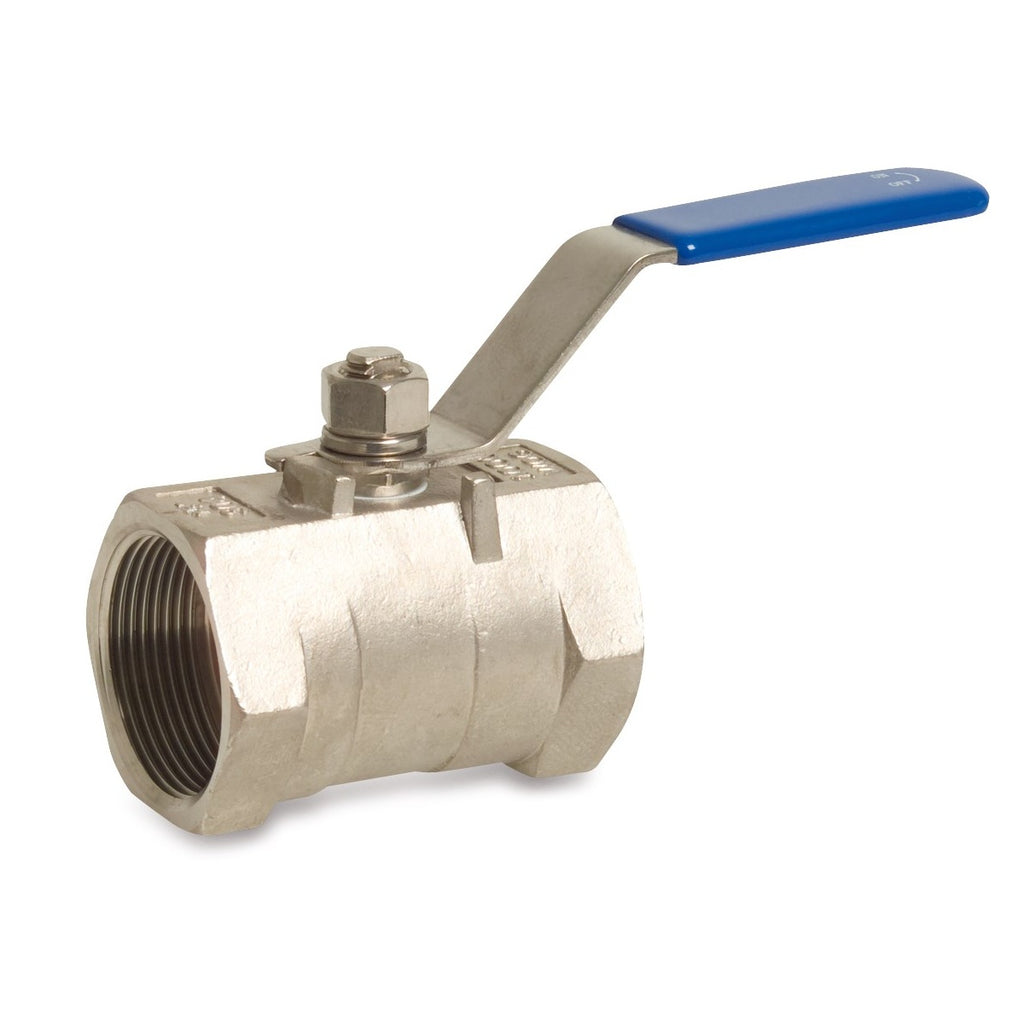 Stainless Steel Ball Valve - Freeflush Rainwater Harvesting Ltd.