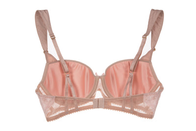 BPRIVÉ Demi in Dusty Pink Lace
