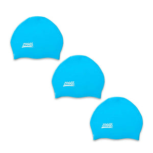 Easy Fit Silicone Cap (3 Pack)