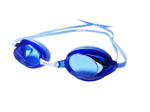 swim goggles zoggs Nova all blue with blue tint