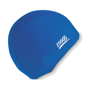 swim caps, swimming Stretch Fit, light blue swim cap