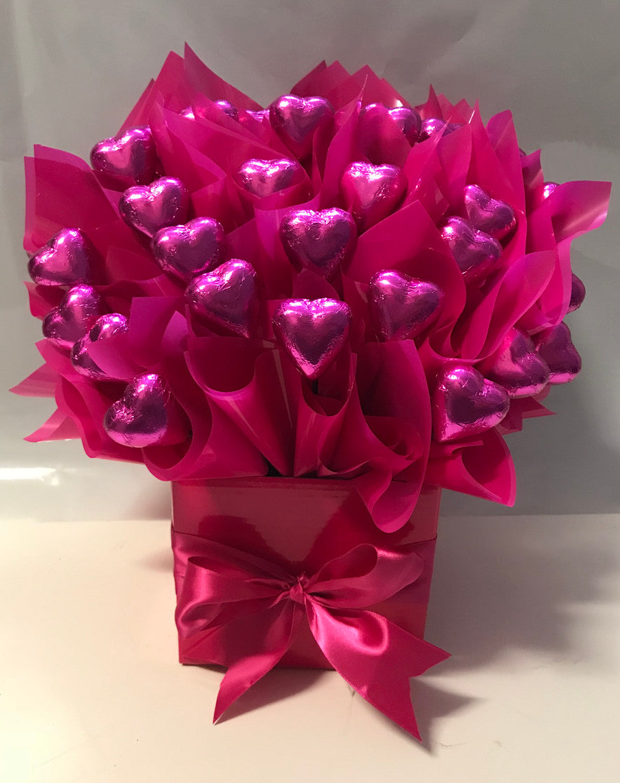 Hand Made Delicious Chocolate Bouquets And Gifts Ready For Delivery