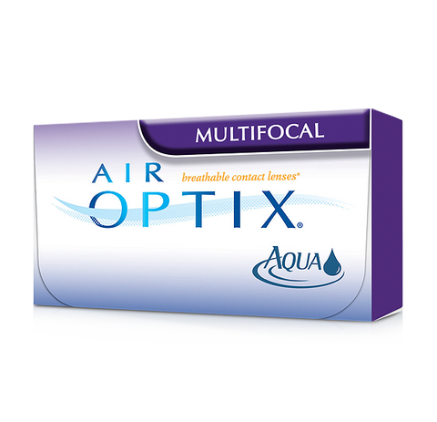 Alcon Air Optix Aqua Multifocal Myopia [-]