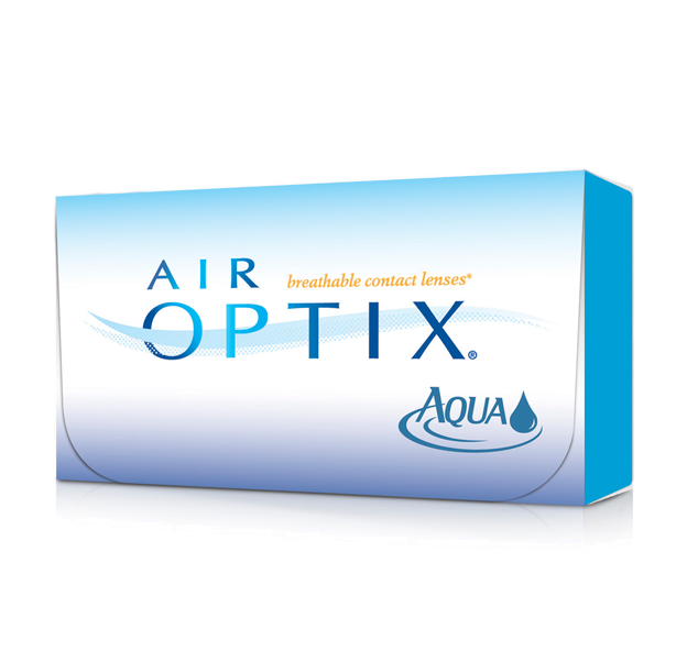 Alcon Air Optix Aqua Myopia [-]