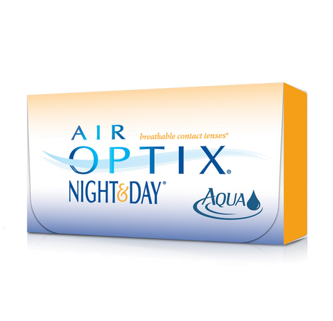 Alcon Air Optix Night & Day Aqua Myopia [-]