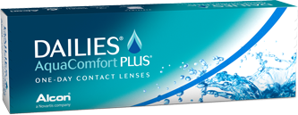 Alcon Dailies AquaComfort Plus Myopia [-]