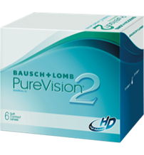 Bausch + Lomb PureVision 2 HD