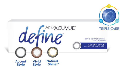 1 Day Acuvue Define