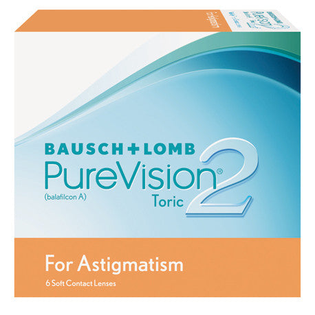 Bausch + Lomb PureVision 2 HD for Astigmatism