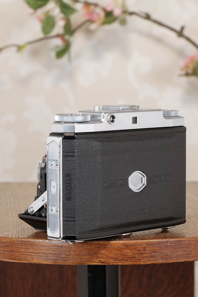 1955 6x6 Zeiss Ikon Mess Ikonta 524/16, with built-in rangefinder, CLA'd,  Freshley Serviced!