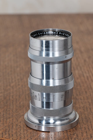 1937 CARL ZEISS SONNAR LENS for Contax II or III