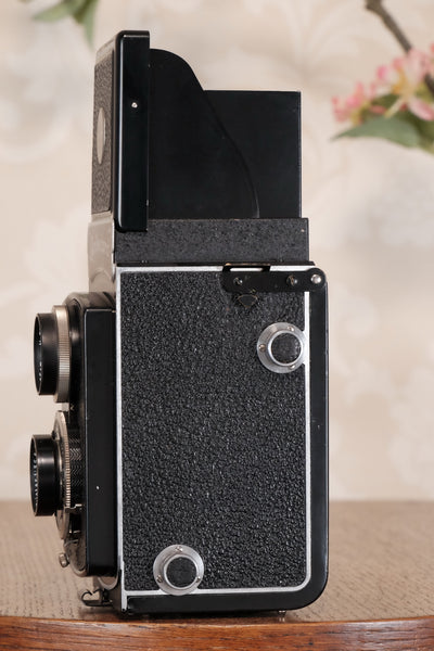 Near Mint, 1936 Rolleicord ,CLA's, Freshly Serviced!