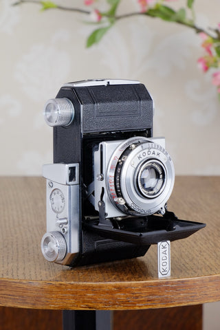 1939 Kodak Retina-Nagel I, (type 126 variation), German production, Nagel factory for European market, CLA'd, Freshly Serviced!