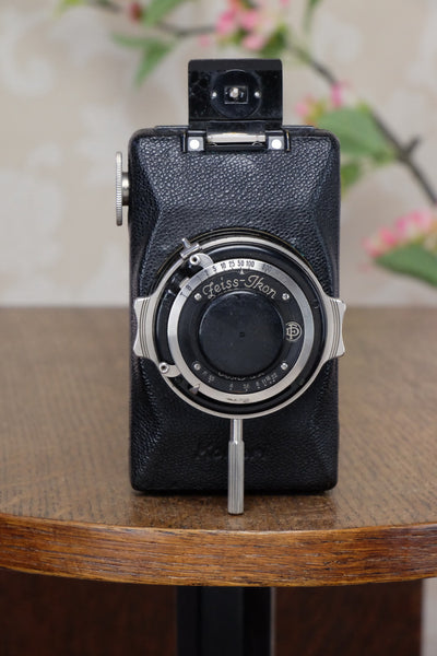 1930 Near Mint! Zeiss-Ikon Kolibri Camera, Freshly Serviced! - Zeiss-Ikon- Petrakla Classic Cameras