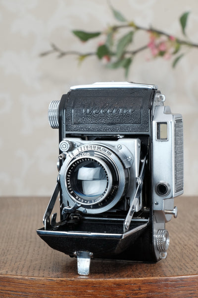 SUPERB!  1937 Welta Weltini, 35mm Rangefinder Camera, CLA'd, Freshly Serviced!