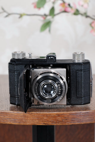 1938 Kodak Retina I, type 143, German production (Nagel), CLA'd, Freshly Serviced! - Kodak- Petrakla Classic Cameras